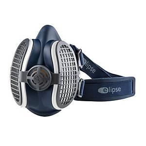 Meia máscara reutilizável 3L Elipse + filtro P3 - tamanho M/L