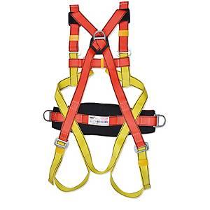 YAMADA FH779 FULL BODY SAFETY HARNESS