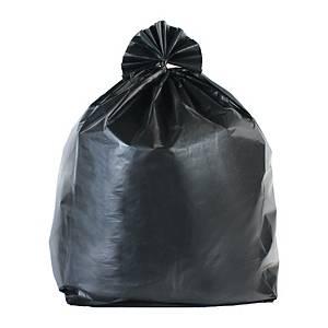 ถุงขยะ หนาพิเศษ สำหรับโรงงาน 18X20 นิ้ว แพ็ค 1 กิโลกรัม