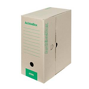 PK20 EMBA C/B ARCH BOX 150MM A4 NATURE