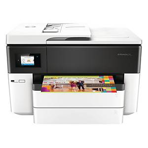 Multifunzione 4 in 1 inkjet a colori HP Officejet Pro 7740 wireless A3