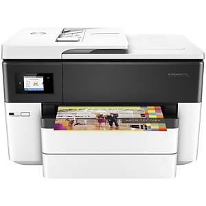 Multifunções jato de tinta HP OfficeJet Pro 7740 - 4 em 1 - cor