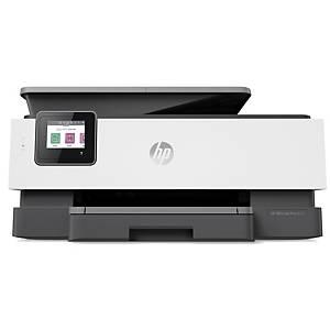 Imprimante d encre HP OfficeJet Pro 8024, feuilles A4, jet d encre coul.