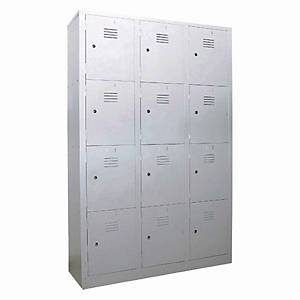 Artrich 18 Compartment Steel Locker 1830 x 1143 x 381mm