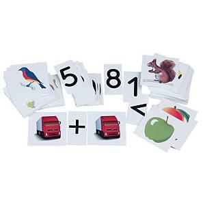 Lær matematik med billeder Linex Active Learning