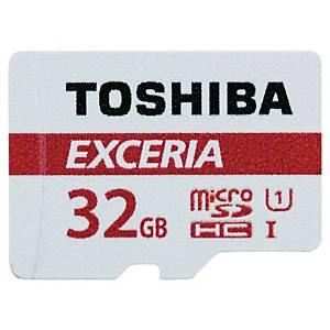 Minneskort Toshiba Exceria M302 micro SDHC 32GB