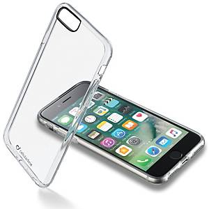 Cover Cellularline, til iPhone 7, transparent