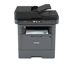 Printer Brother Multifunktion DCP-L5500DN, laser-copy A4