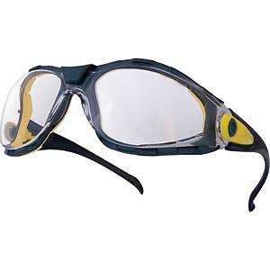 DELTAPLUS PACAYBLIN SAFETY GLASSES CLEAR