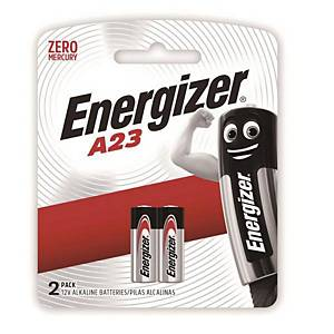 PK2 ENERGIZER A23 BATTERY 12V