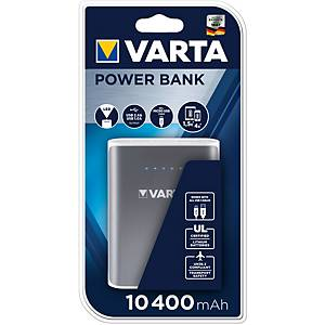 USB Ladegerät Varta 57961101401, 1 Ladeanschluss. 10.400 mAh
