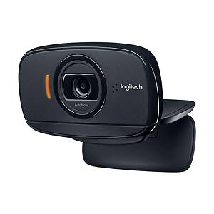 Webcam Logitech HD B525, 2 MP, USB 2.0