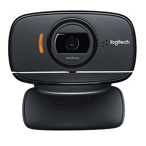 LOGITECH B525 WEBCAM BLACK