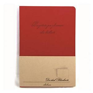 IDEAL WORKS PERSONAL RUL 25 NOTE RED
