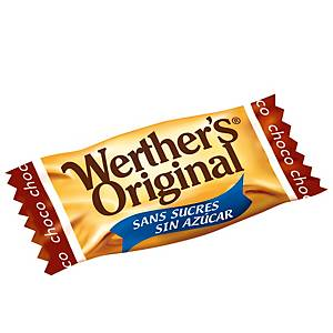 WERTHER S CHOCO SUGARFREE SWEETS 1KG