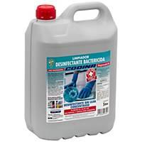 Produto de limpeza bactericida e desinfetante sem lixívia Codina - 5 L