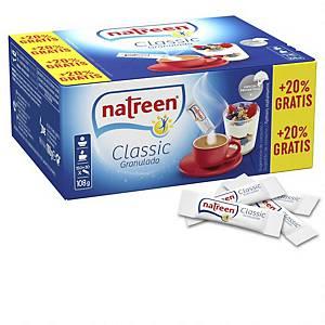 Caixa 150 pacotes edulcorante + 30 pacotes oferta Natreen