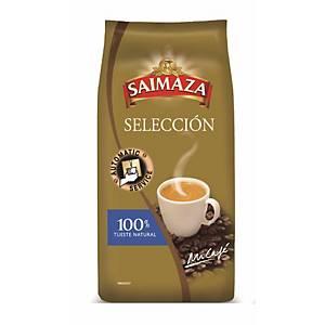 Pacote de café em grão Saimaza - 1 kg - mistura