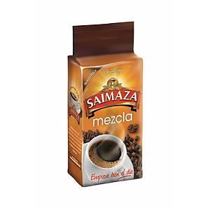 Pacote de café moído Saimaza - 250 g - mistura