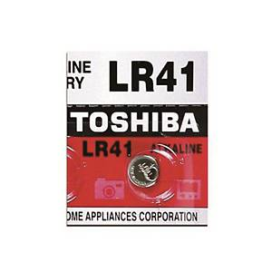 PK10 TOSHIBA LR41 COIN BATTERY