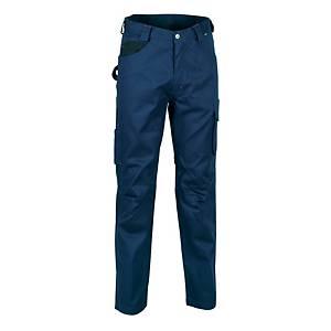 Pantaloni Cofra Drill blu navy tg 52