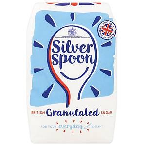 Silver Spoon Sugar 1kg Bag White