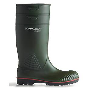 Dunlop Acifort A442631 S5 boot green size 40