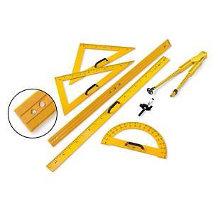/**Conjunto de dibujo magnético Faibo - amarillo