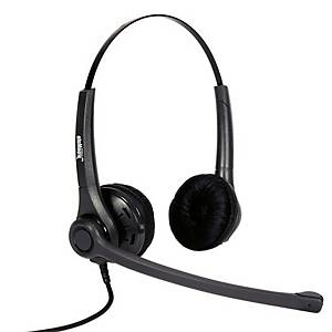 FREEMATE DH037TF TEL HEADSET WIRED DUAL
