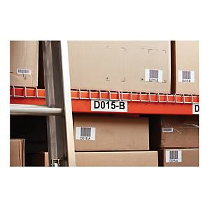 Etichette Dymo permanenti per LabelWriter polipropilene 64mm rotolo -conf.2x450