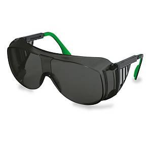 Sur-lunettes de protection pour soudeur Uvex Super f OTG 9161 - la paire