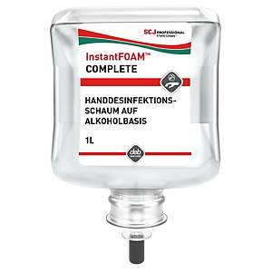 Désinfectant mousse pr mains Deb Instantfoam, flacon de 1 l, à base d alcool