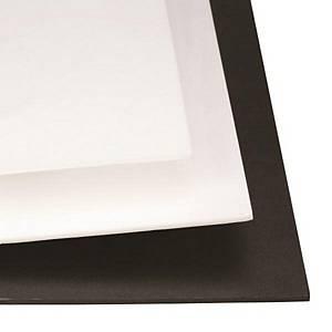 우드락 600×900 두께 10mm 흰색