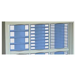 Kit module pour armoire métallique Pierre Henry - 4/8/16 tiroirs - bleu