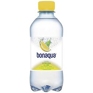 Bonaqua sitruuna-lime 0,33L, 1 kpl=24 pulloa