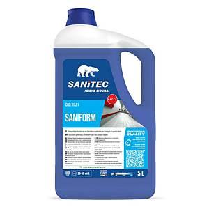 Detergente igienizzante Saniform Sanitec brezza polare 5 kg
