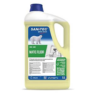 Detergente pavimenti Sanitec Matic Floor 5 L
