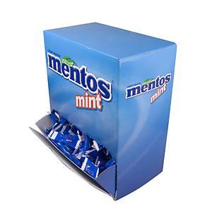 Mentos Mint muntjes, doos van 700 stuks