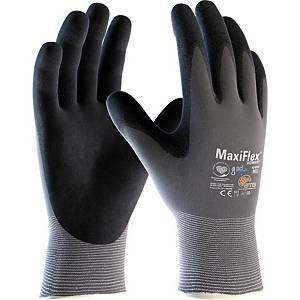 Gants ATG MaxiFlex® 42-874 polyvalents, enduction nitrile, taille 10, 12 paires