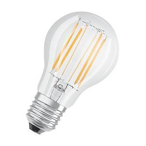 Ampoule LED standard Osram - claire - 8 W = 75 W - culot E27