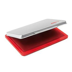 CASE COLOP STAMP PAD 70X110MM RED