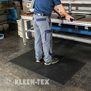 KLEEN-TEX ANTI-FATIQUE MAT FOR DRY AREA 87X140 CENTIMETRES