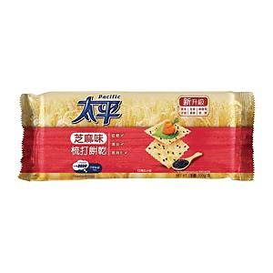Pacific Sesame Soda Cracker 300g