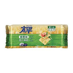 Pacific Spring Onion Cracker 300g
