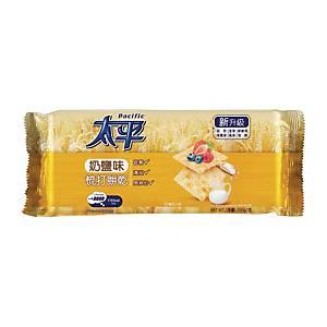Pacific 太平 奶鹽梳打餅 300克