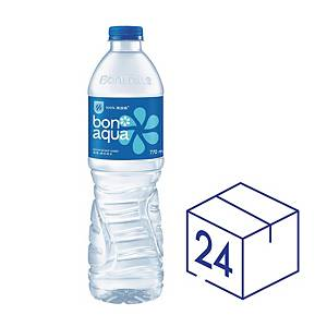 Bonaqua Mineralized Water 770ml - Pack of 24