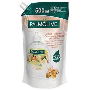 Flüssigseife Mandelmilch Nachfüller Palmolive, 500 ml