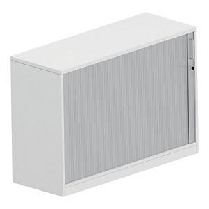 Szafa żaluzjowa NOWY STYL 120 x 40 x 115,5 cm, biała*