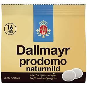 Kaffeepads Dallmayr Prodomo Naturmild 16 Stück