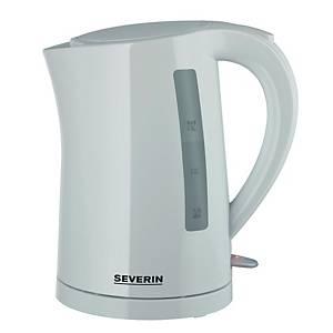Wasserkocher Severin WK3494, 1,5 Liter, weiß
